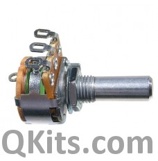 100K Linear Potentiometer with switch