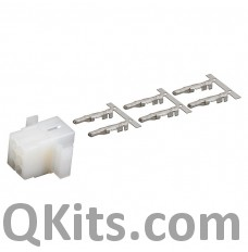 6 position wire connector