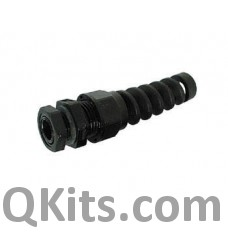 Cable Exit Gland with Sleeve 4 - 7.6mm image