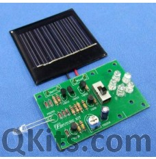 Solar Garden Light Kit image