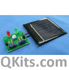 Solar Flasher Kit 2 LED image