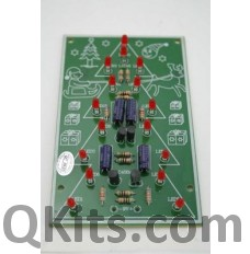 Flashing Christmas Tree Kit image
