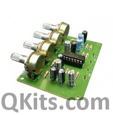 3 Channel Mic Mixer Preamplifier Kit image