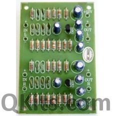 Stereo Loudness Control Kit image