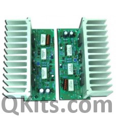 100 Watt Stereo Power Amplifier Kit image