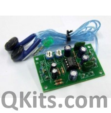 Stereo Headphone Amplifier Kit image