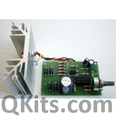 Variable Regulator Kit 0 - 30V, 3A image