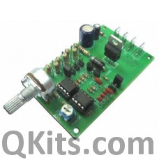 12 - 50V DC Motor Speed Control Kit image