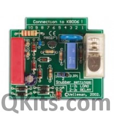 Relay Output Kit for K8006 image