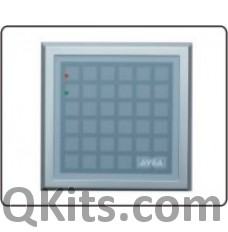 RS232 RFID PC Based Access Controller image