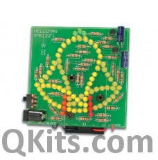 velleman mk122 Animated LED Bell Kit image