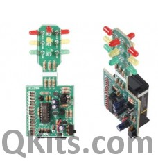 velleman mk131 Traffic Light Kit image