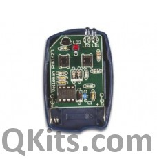 Velleman MK162 2 Channel IR Remote Transmitter Kit image
