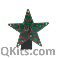 Velleman MK170 Deluxe Flashing LED Star Kit image