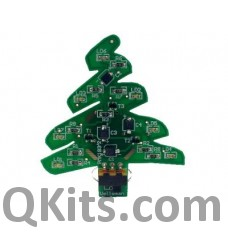 USB SMD Xmas Tree Kit image