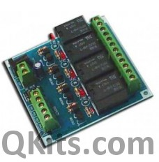 4 Channel Relay Card Module image