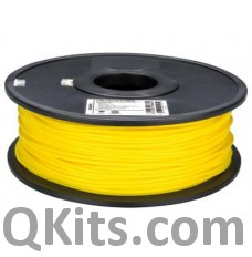 3mm (1/8 inch) PLA Filament - Yellow image