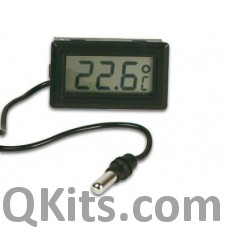 Digital Thermometer image