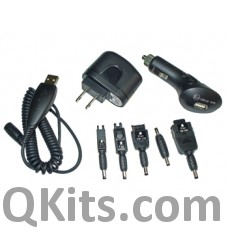 3 in 1 USB Charger Set image