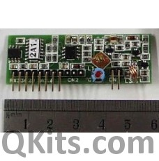2 channel UHF Receiver module image