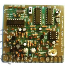 Wide Band Synthesised FM Transmitter Kit image
