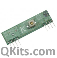 433MHz ASK Receiver Digital Output image