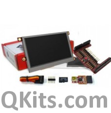 4.3 inch Display Starter Kit for Arduino® image