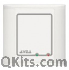 QuickProx RS232 Standalone Door Access Controller image