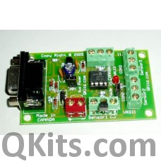 Serial Temperature Sensor Interface Kit image