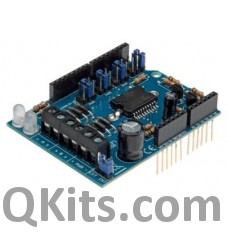Motor and Power Shield for Arduino® image