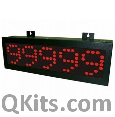 4-20mA Input GMBA Large DOT Matrix Display