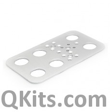 Aluminum Foot Plate For Biped FK-FP-001