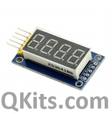 4 digit LED Display Module