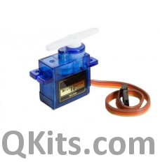 Continuous Rotation Servo 360 Degree
