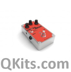 Asymmetric Overdrive Effect Pedal kit
