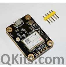 NEO-7M GPS module with USB and serial interface