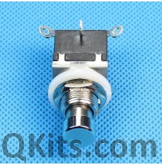 SPDT ON-ON latching electrical foot pedal switch