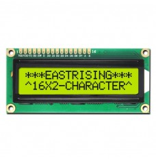 Green LCD Display 16x2  With backlight