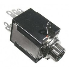 "1/4"" Stereo Chassis Jack image"