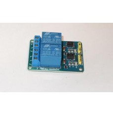 2 x 12VDC Optically Isolated Relay Card image