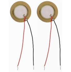 2 20mm piezo elements