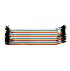 40 Pin Male to Male Jumper Cable image