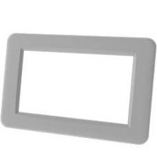 White Plastic Bezel for 3.2 inch Touch Screen image