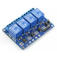 4 Ch. Optically Isolated Relay Card image