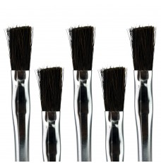 Horse Hair Cleaning Brushes 5 Pack MG Chemicals 855-5