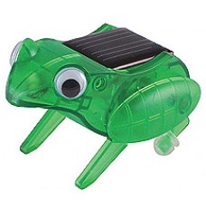 Solar Powered Jumping Frog Kit image