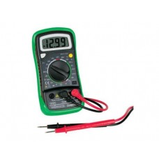 3 1/2 Digital meter with hold and backlight image