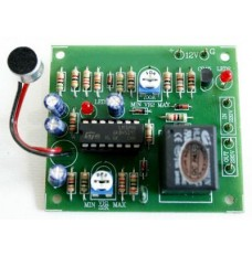 Voice Activated Switch (Delay Off) image