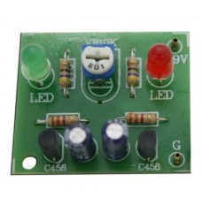 2 Dot LED Flasher Kit image