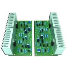 35 Watt Stereo Power Amplifier Kit R1% image